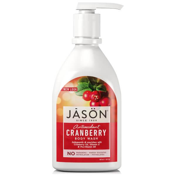 JASON Antioxidant Cranberry Body Wash 887ml
