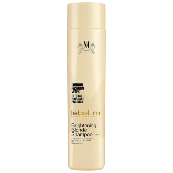 label.m Brightening Blonde Shampoo (300 ml)