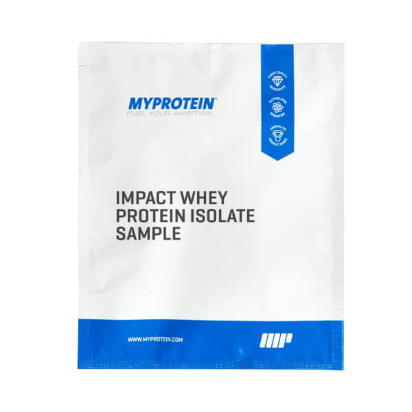 Myprotein Referral Code >> Impact Whey Isolate (Sample) | Myprotein US