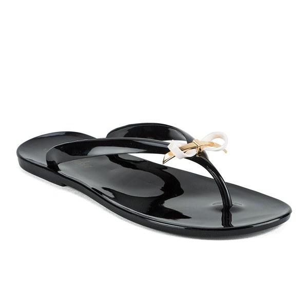 1759ea56cf1a13 Ted Baker Women s Heebei Jelly Flip Flops - Black  Image 3