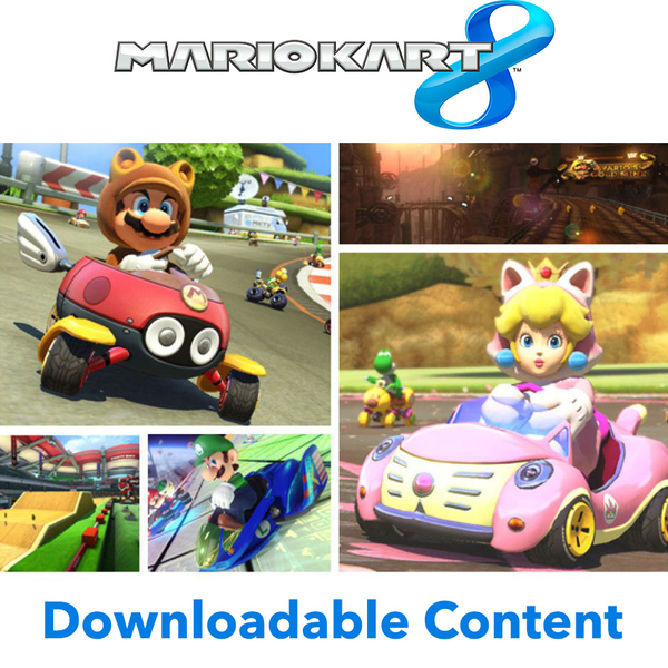 The Legend of Zelda X Mario Kart 8  - DLC Pack - Digital Download