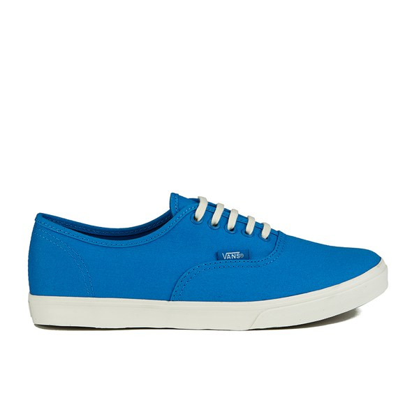 Vans Women's Authentic Lo Pro Vintage Trainers - French Blue