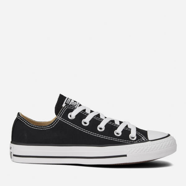 Converse Chuck Taylor All Star Ox Canvas Trainers - Black