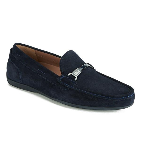 Black Suede Shoes Mens Office