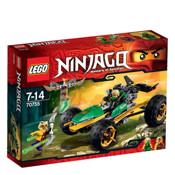 LEGO Ninjago: Jungle Raider (70755) Spielzeug   TheHut.de
