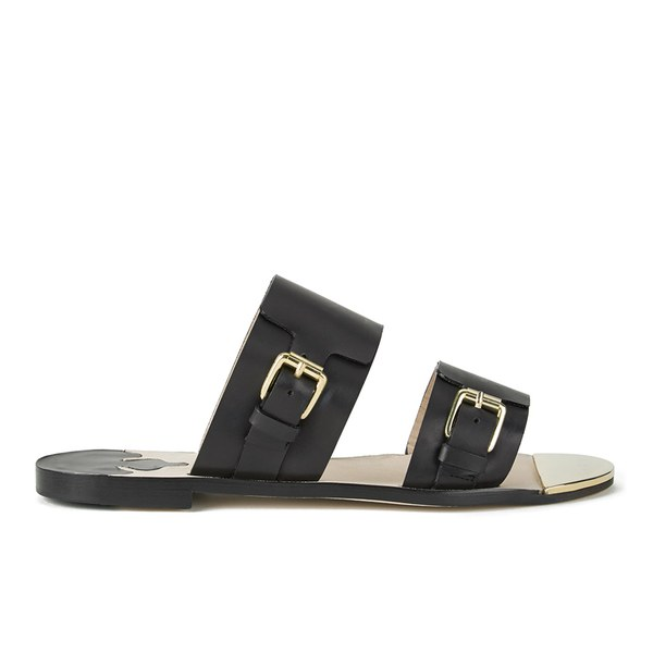 By Malene Birger Woman Leather Sandals White Size 39 By Malene Birger ElSv5ug
