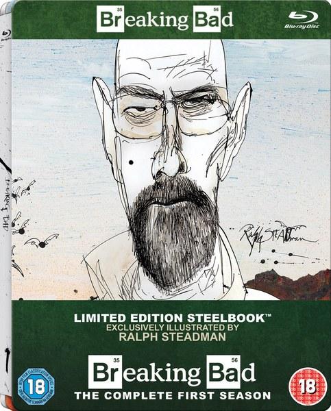 Breaking Bad: Season 1 - Zavvi Exclusive Limited Edition Steelbook (Includes UltraViolet Copy) (UK EDITION)