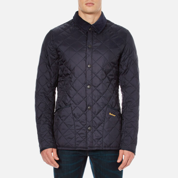 Barbour Heritage Men's Liddesdale Quilt Jacket - Navy