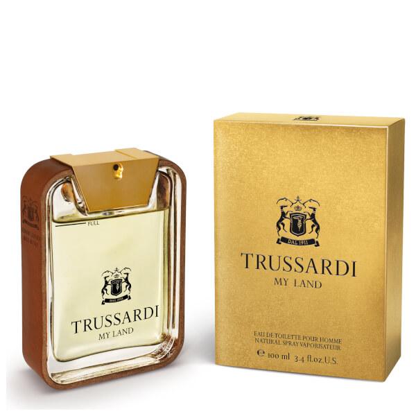 Trussardi My Land for Men Eau de Toilette 100ml