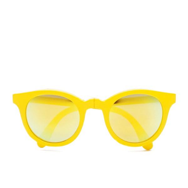 Sunpocket Samoa Bright Blond Sunglasses - Yellow