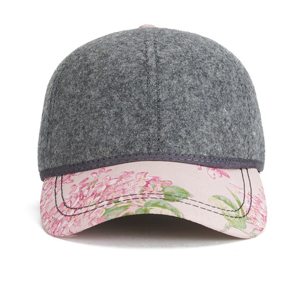 Christys' London Women's British Ball Cap - Grey