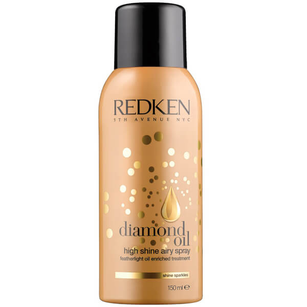 Redken Diamond Oil Aerosol Spray (150ml)