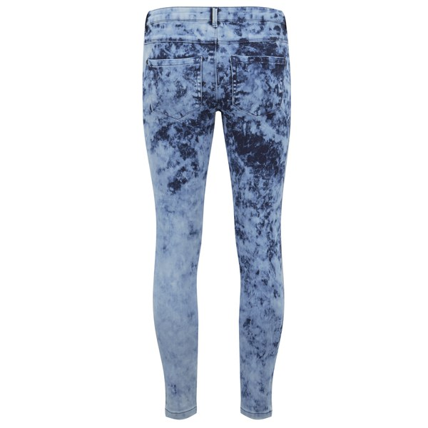 Shop DKNY Cotton Wide-Leg Acid-Wash Jeans online at arifvisitor.ga Vintage-inspired with an on-trend, acid-wash treatment, DKNY's lightweight jeans are about as easy as it gets with an elasticized, drawstring waistband and relaxed, wide leg silhouette.5/5(2).