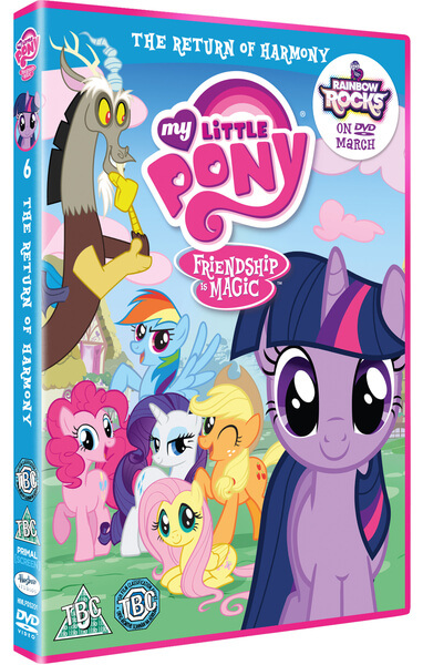 My Little Pony - Season 2 Volume 1 The Return of Harmony
