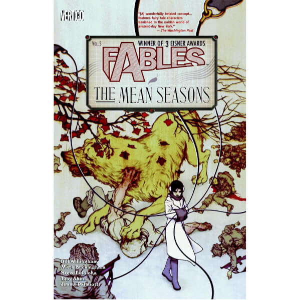 Fables: The Mean Seasons - Volume 05 Paperback Graphic Novel