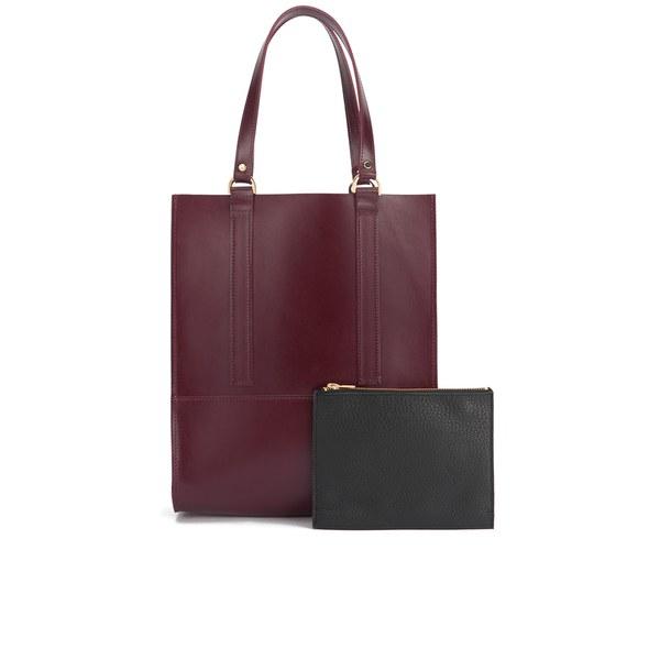Danielle Foster Women's Kelly Tote Bag - Burgundy