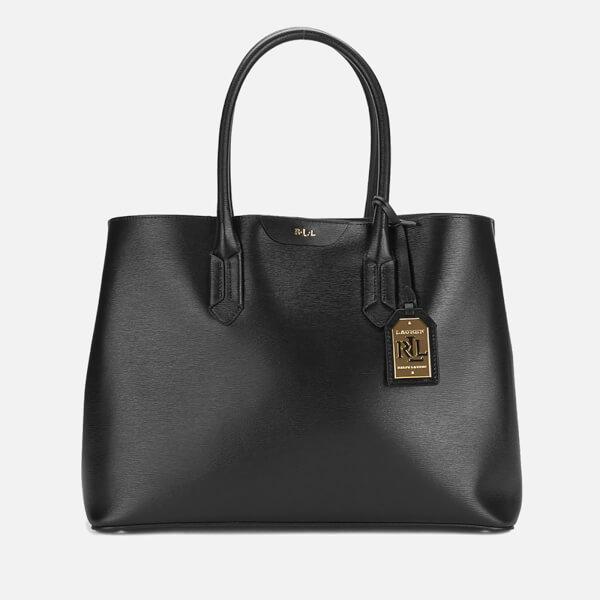 Lauren Ralph Lauren Women's Tate City Tote Bag - Black