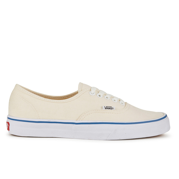 dfa66cb50e Vans Authentic Trainers - Cream  Image 1