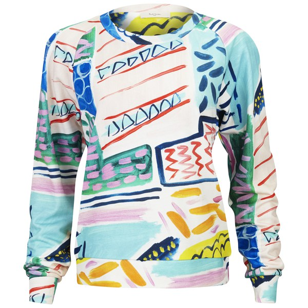 Paul by Paul Smith Women's Patrick Herring Sweatshirt - Multi