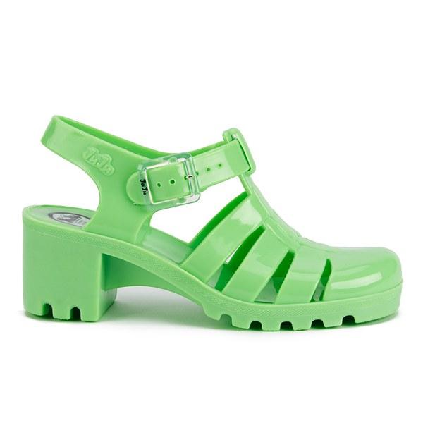 JuJu Women's Babe Jelly Sandals - Apple