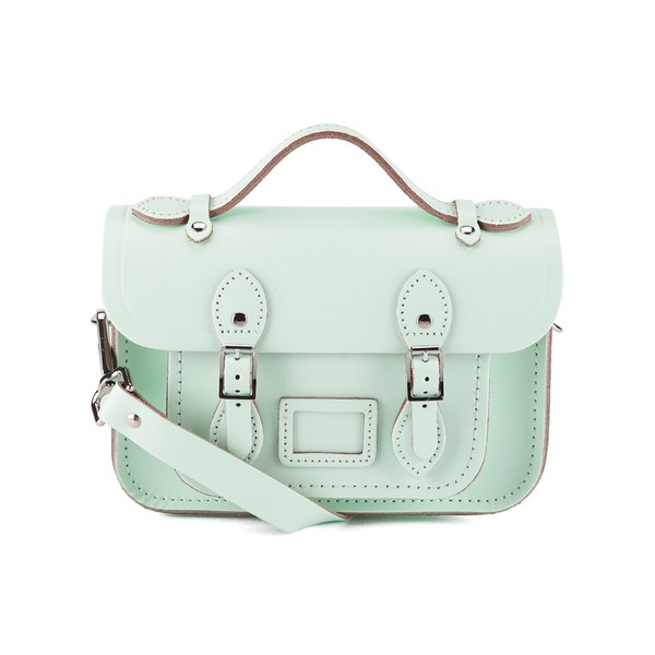 The Cambridge Satchel Company Mini Satchel - Mint