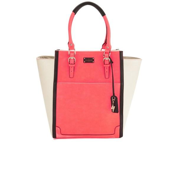 Paul s Boutique Women s Melissa Tote Bag - Shock Coral  Image 1 895f4ec351c54