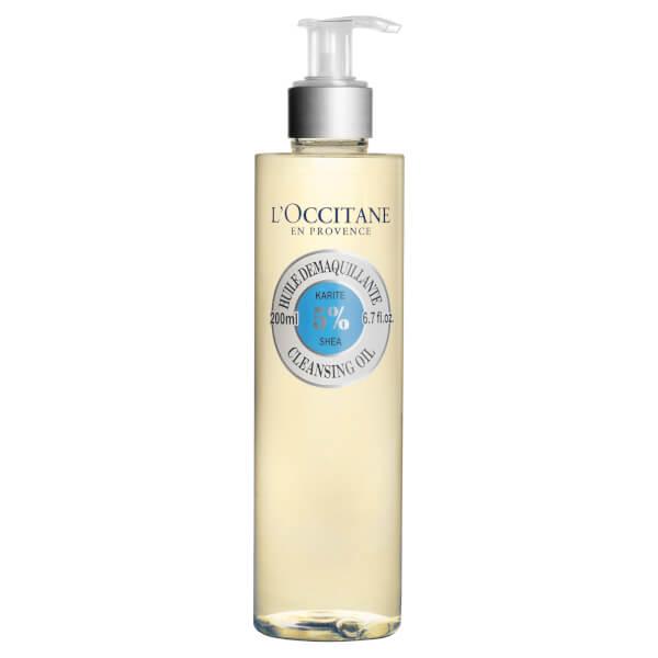L'Occitane Shea Cleansing Oil (200ml)