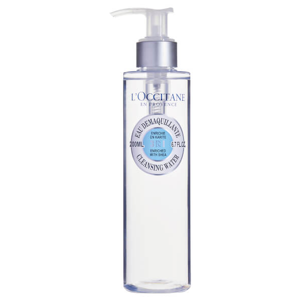 L'Occitane Shea 3-in-1 Cleansing Water (200ml)
