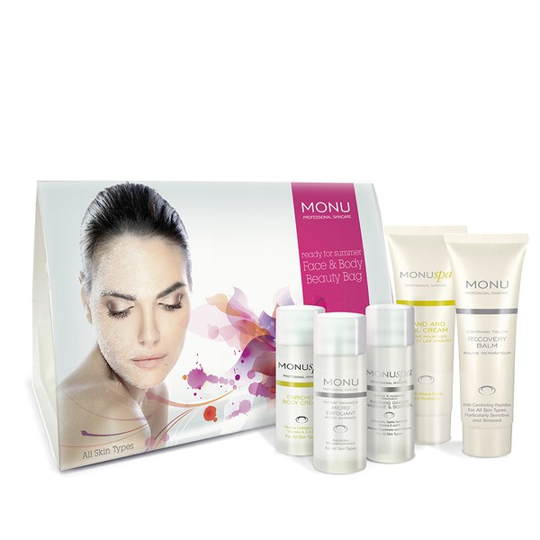 Monu Exclusive Face And Body Beauty Bag Free Shipping