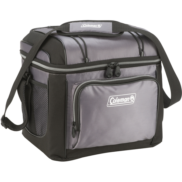 30 Can Hard Liner Cooler ~ Coleman can soft cooler bag with hard liner garden