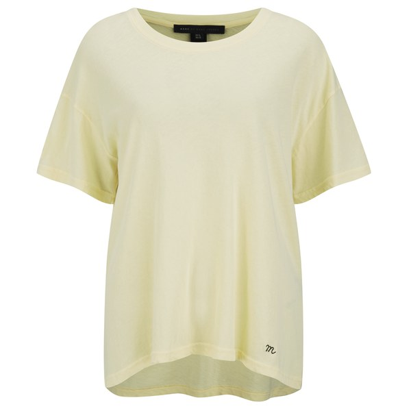 Marc by Marc Jacobs Women's Boxy T-Shirt - Whey