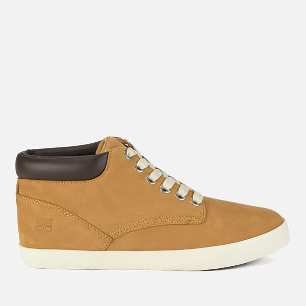 Timberland Women s Earthkeepers Glastenbury Chukka and Collar Boots - Wheat  Nubuck  Image 1 279e3d62a