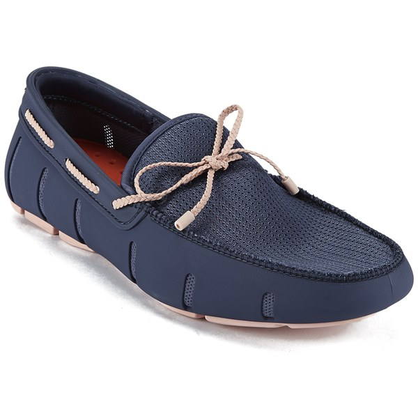 SWIMS Men's Braided Lace Loafer clearance online sneakernews m3TBh6