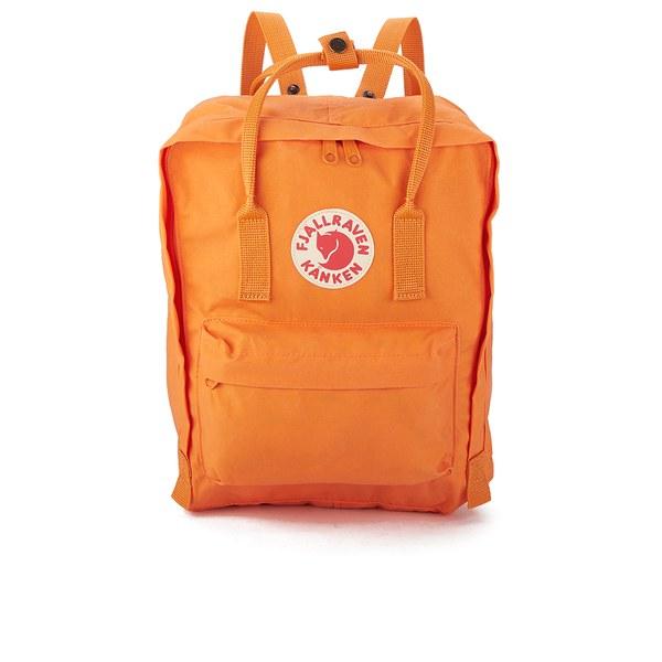 fjallraven kanken backpack burnt orange