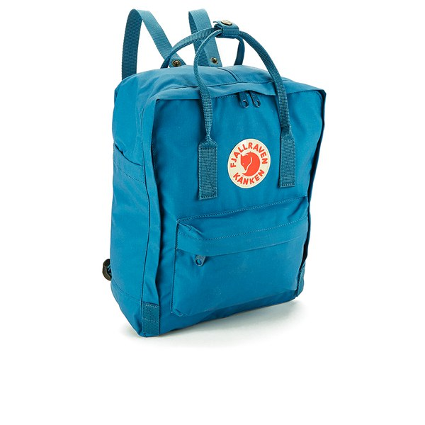 fjallraven kanken backpack blue