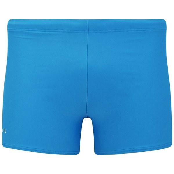Rip curl men 39 s pool boxer swim shorts swedish blue for Swimming pool ausverkauf