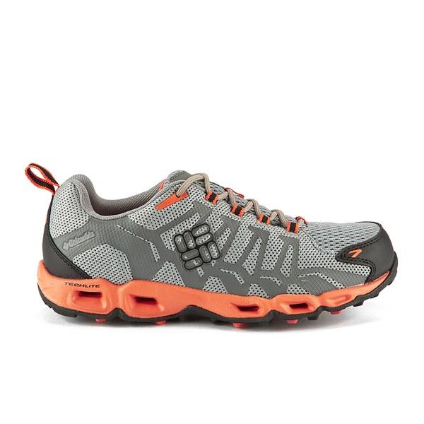 columbia s ventrailia outdoor shoes platinum orange