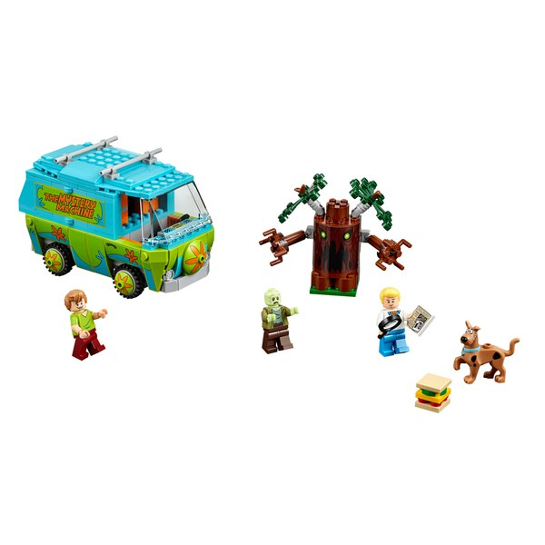 lego scoobydoo the mystery machine 75902 toys zavvicom