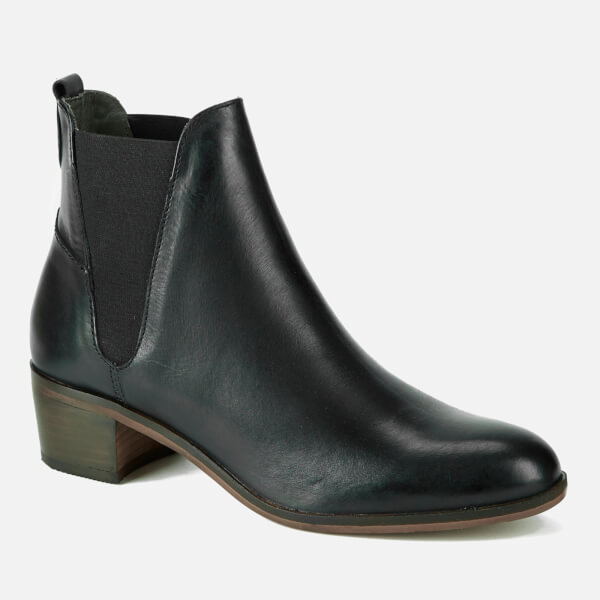 18e2a187abe9 Hudson London Women s Compound Leather Chelsea Boots - Black  Image 5