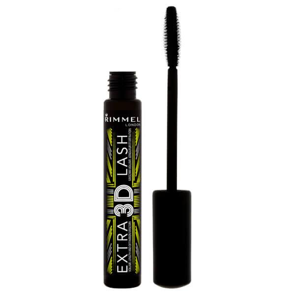 Rimmel Extra 3D Lash Mascara - Black