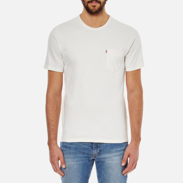 Levi's Men's Sunset Pocket T-Shirt - White