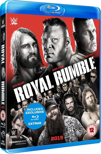 WWE: Royal Rumble 2015