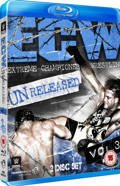 WWE: ECW Unreleased Vol. 3