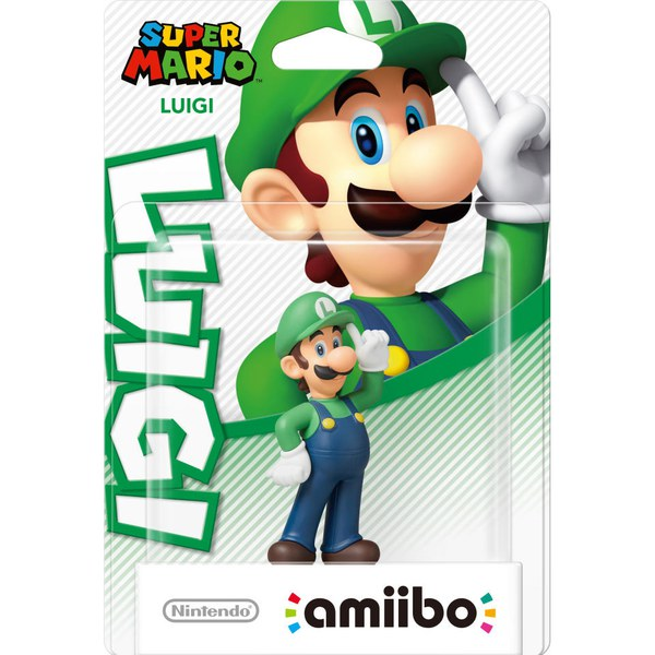 Luigi amiibo (Super Mario Collection)