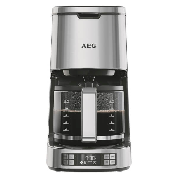 AEG Series 7 KF7800 Coffee Machine - Stainless Steel