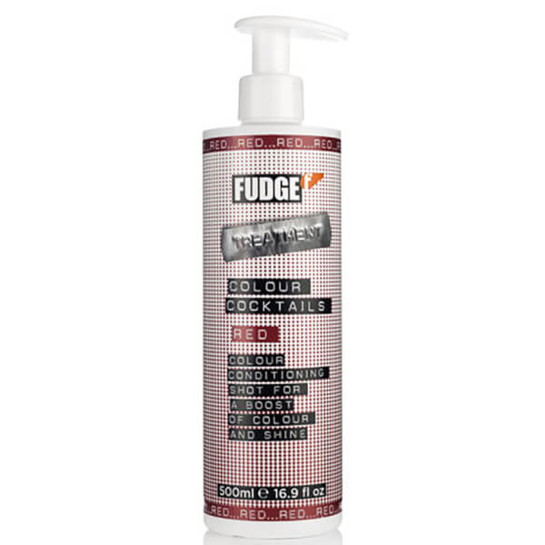 Fudge Colour Cocktail - Red (500ml)