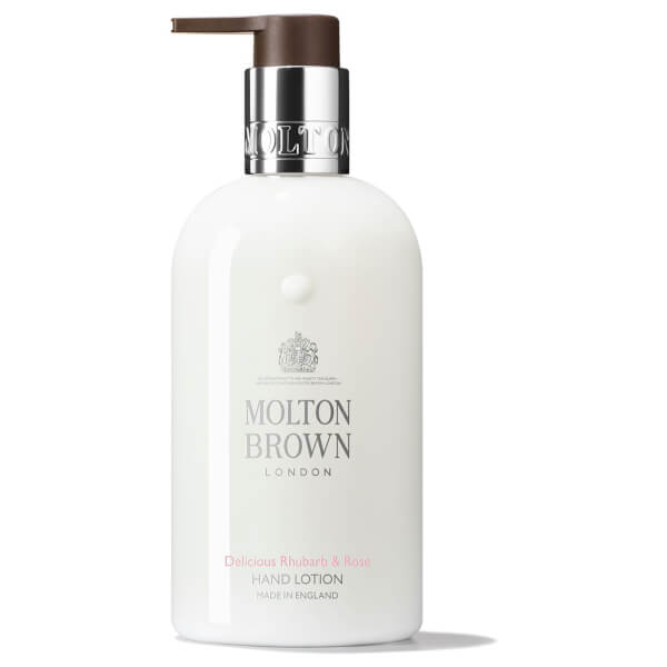 Molton Brown Delicious Rhubarb and Rose Hand Lotion (300ml)