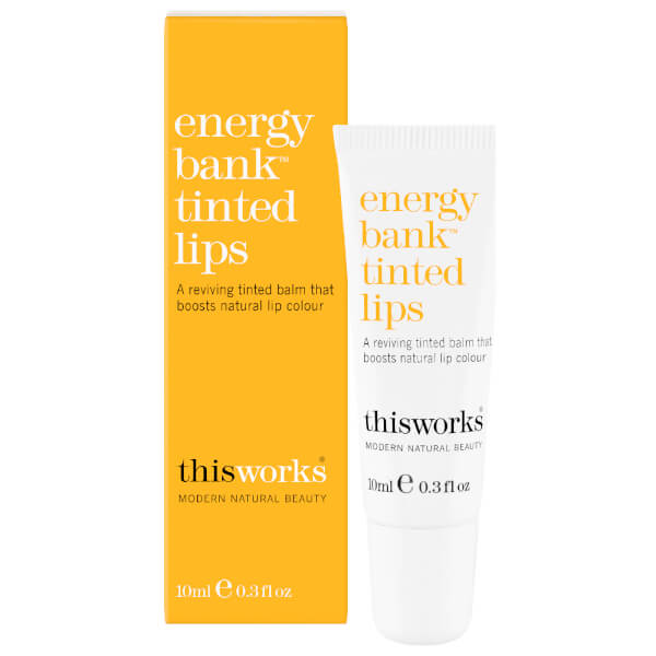 this works Energy Bank Tinted Lips 10ml (Free Gift)