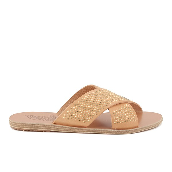 shopping online original Ancient Greek Sandals Studded Slide Sandals free shipping how much purchase cheap online outlet new vRr8CM