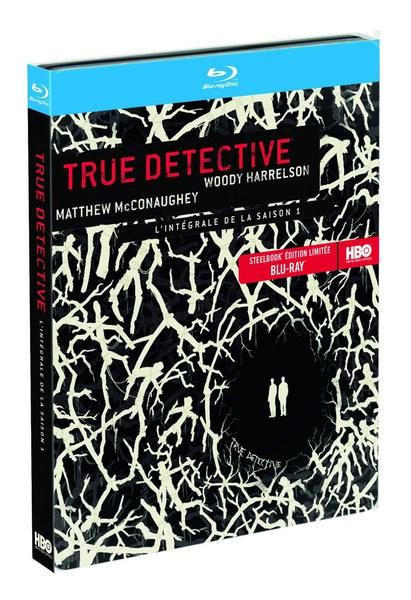 True Detective Steelbook (UK EDITION)